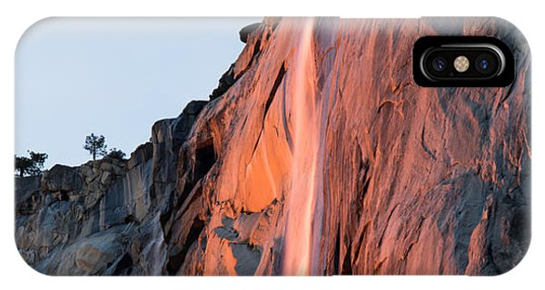 Horsetail Falls 2 IPhone Case