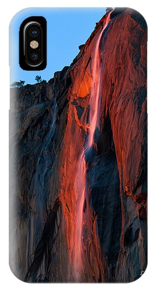 Horsetail Falls 2016 IPhone Case