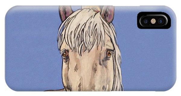Hortense The Horse IPhone Case