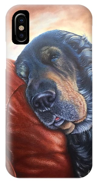 Hoss IPhone Case