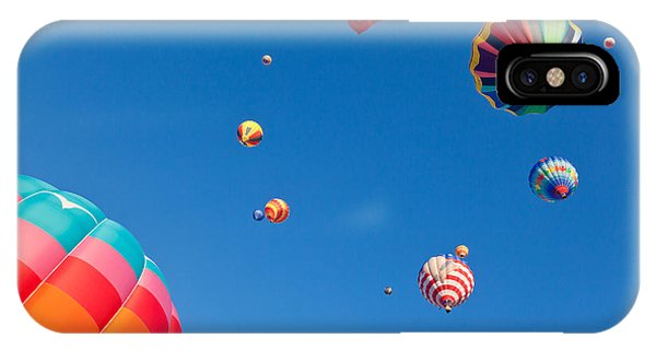 Hot Air Balloons 9 IPhone Case