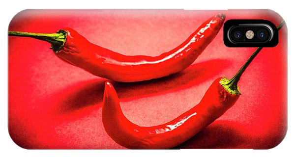 Bell iPhone Case - Hot Chili Kitchen by Jorgo Photography - Wall Art Gallery