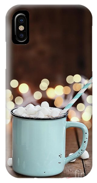 Hot Cocoa With Mini Marshmallows IPhone Case