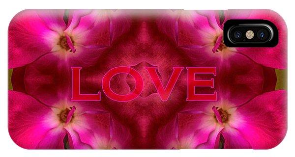 Hot Love IPhone Case