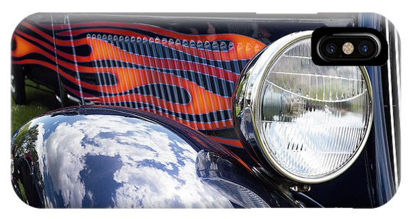 IPhone Case featuring the photograph Hot Rod 13 by Wendy Wilton