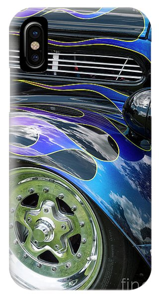 IPhone Case featuring the photograph Hot Rod 14 by Wendy Wilton