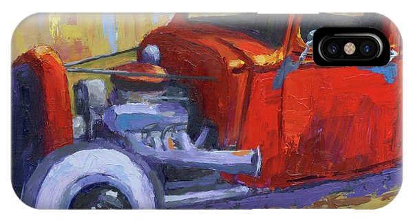 Hot Rod Chevy Truck IPhone Case