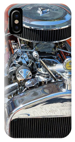 Hot Rod Engine 2 IPhone Case