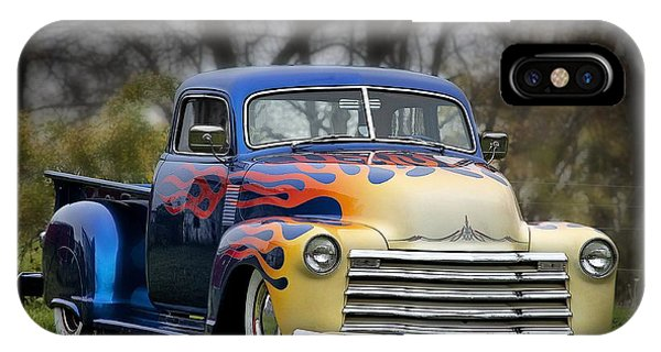 Hot Rod Truck IPhone Case