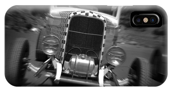 Hot Rods At Pendine 11 IPhone Case
