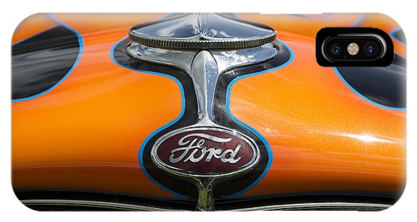 Ford 5 IPhone Case