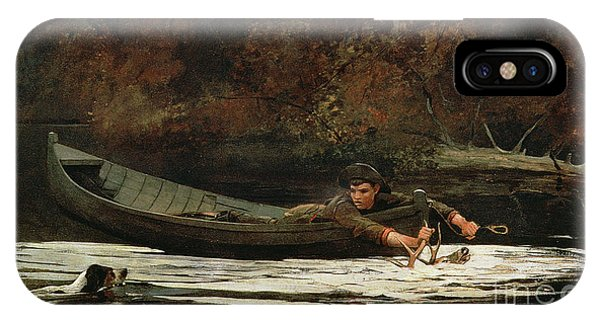 Hound And Hunter IPhone Case