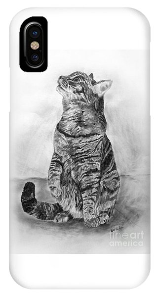 House Cat IPhone Case