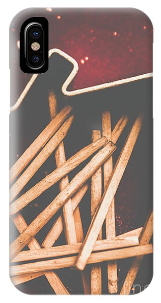 House Of Arson IPhone Case
