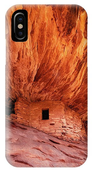 Beautiful Sunrise iPhone Case - House On Fire by Edgars Erglis