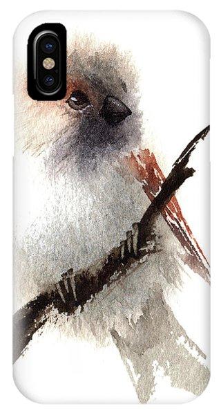 House Sparrow IPhone Case