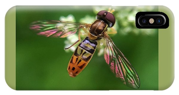 Hover Fly IPhone Case