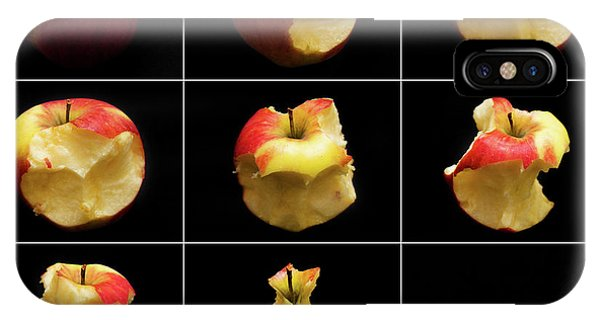How To Eat An Apple In 9 Easy Steps IPhone Case