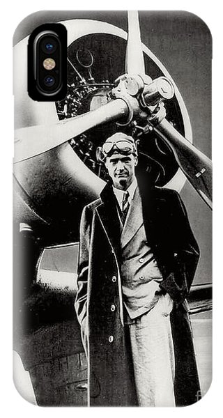 Howard Hughes - American Aviator  IPhone Case