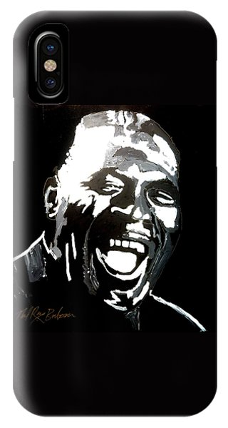howlin Wolf IPhone Case