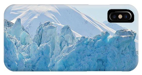 Hubbard Glacier IPhone Case