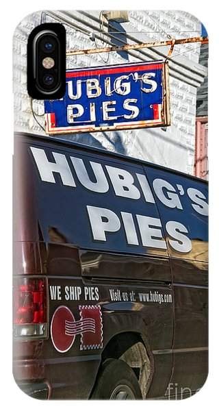 Hubig's Pies 2 New Orleans IPhone Case