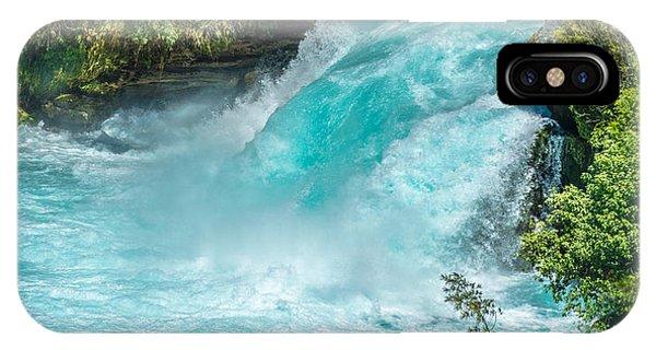 Huka Falls IPhone Case