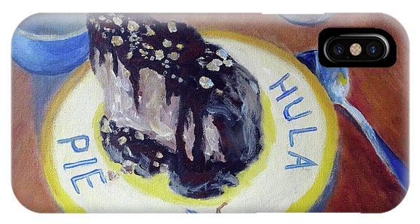 Hula Pie Ice Cream Dessert IPhone Case