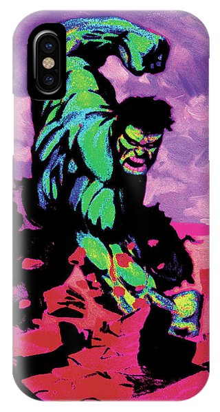 Hulk Smash IPhone Case
