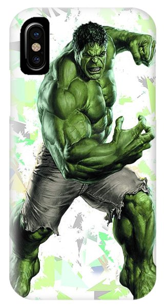 Hulk Splash Super Hero Series IPhone Case