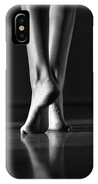 Dance iPhone Case - Human by Laura Fasulo