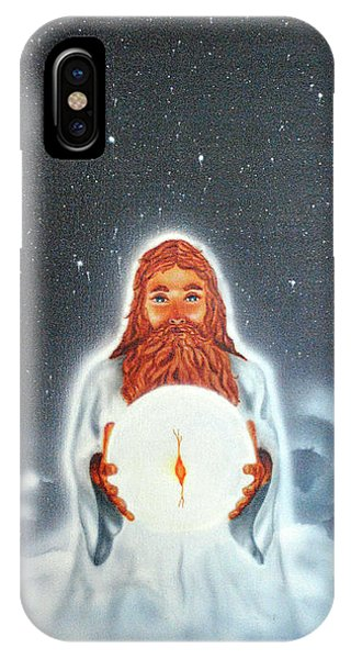 Humanity-help Phone Case by Michael Fencik