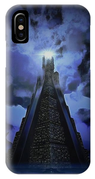 Humanity's Last Stand IPhone Case