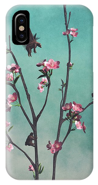 Hummingbears IPhone Case