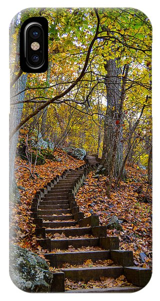 Humpback Rock Trail IPhone Case