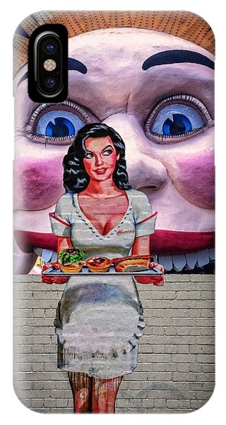 IPhone Case featuring the photograph Hungry by Harry Spitz