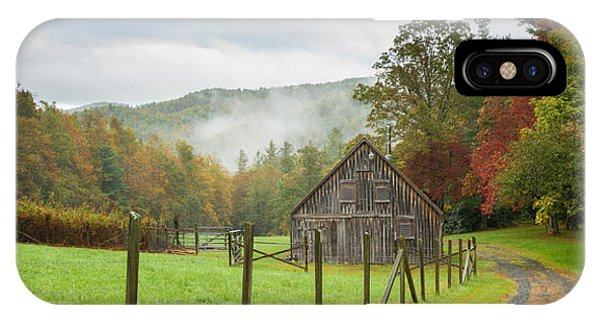 Hunting Cabin-3 IPhone Case