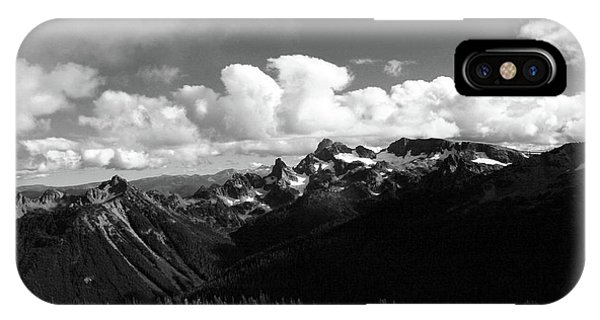 Hurricane Ridge IPhone Case