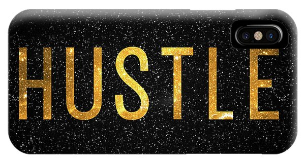 Cute iPhone Case - Hustle by Zapista Zapista