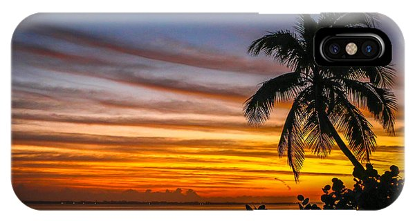 Hutchinson Island Sunrise #1 IPhone Case