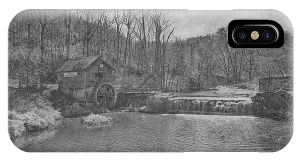Hydes Mill - Ridgeway - Wisconsin IPhone Case