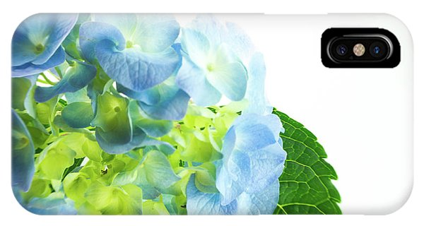 Hydrangea Magic IPhone Case
