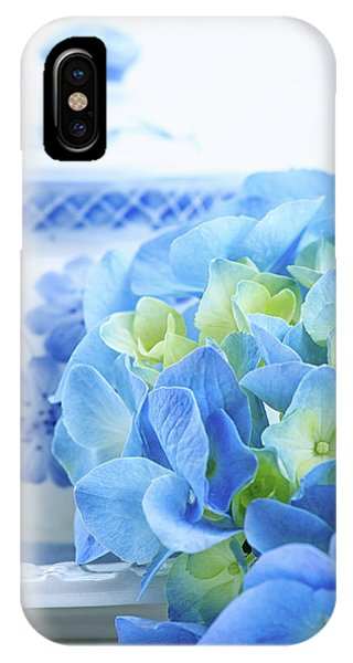 Hydrangea Memories IPhone Case
