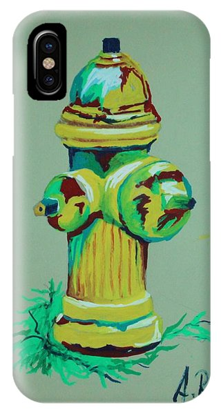 Hydrant IPhone Case