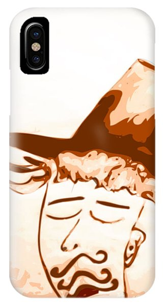 Hyper Chauvinist IPhone Case