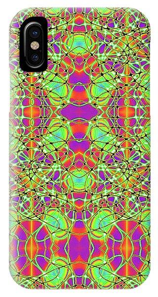 Hyper Illusion IPhone Case