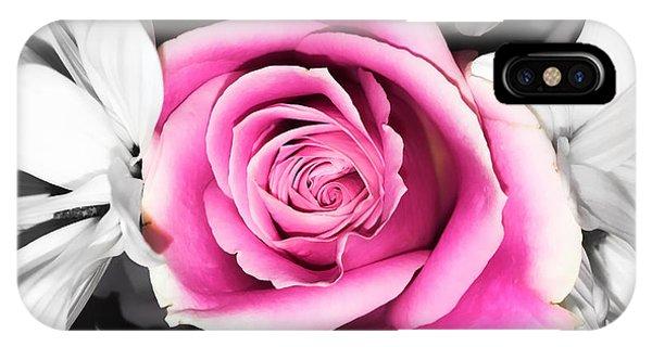 Hypnotic Pink 2 IPhone Case