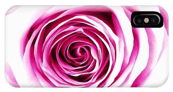 Hypnotic Pink IPhone Case