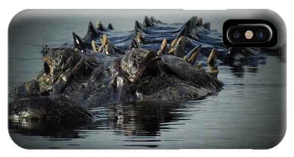 I Am Gator, No. 45 IPhone Case