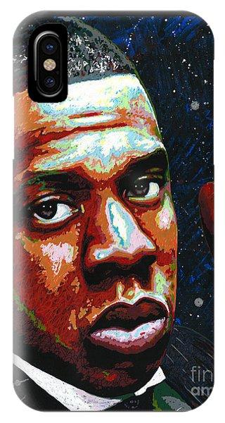 I Am Jay Z IPhone Case